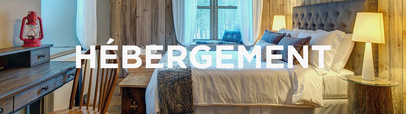 Hébergement © Auberge Le Cosy Mont-Tremblant